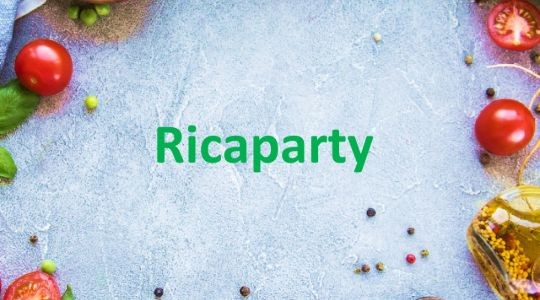 Menu & Review Ricaparty - Lebak Bulus