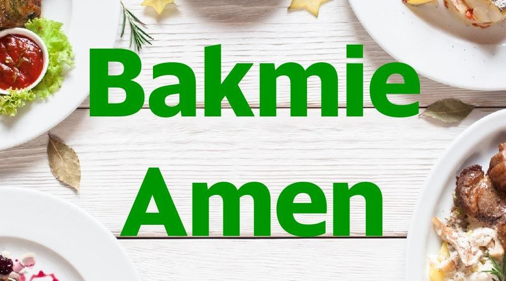 Menu & Review Bakmie Amen - Sunter