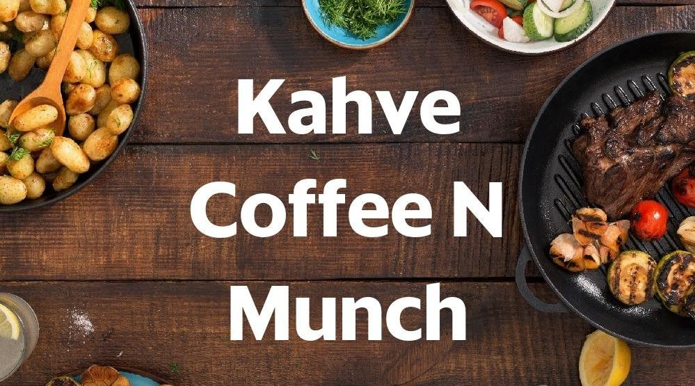 Menu & Review Kahve Coffee N Munch - Cempaka Putih Timur - Cempaka Putih