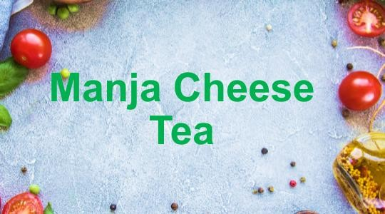 Menu & Review Manja Cheese Tea - Pamulang Barat - Ciputat