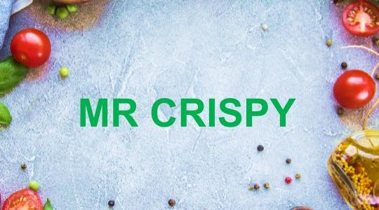 Menu & Review MR CRISPY - Pulo Gebang