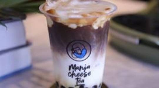 Menu & Review Manja Cheese Tea - Pademangan Timur