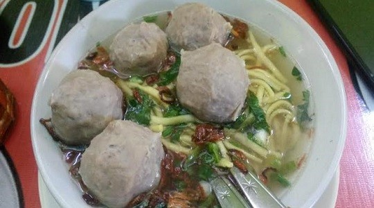 Menu & Review Baso Super Top - Tanjung Priok