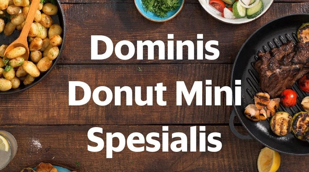 Menu & Review Dominis Donut Mini Spesialis - Teluk Pucung - Bekasi 3
