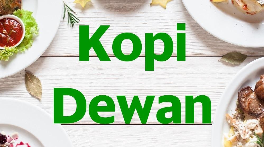 Menu & Review Kopi Dewan - Kramat Raya