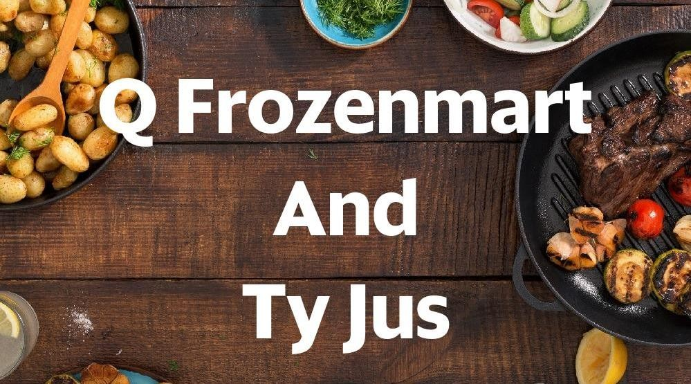 Menu & Review Q Frozenmart And Ty Jus - Perumahan BCE - Bogor 3