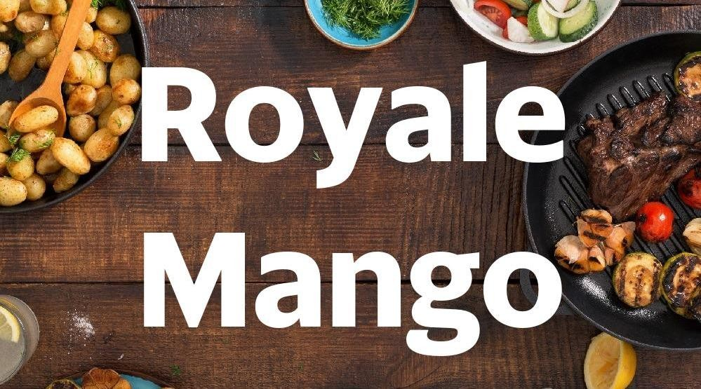 Menu & Review Royale Mango - Bassura Mall