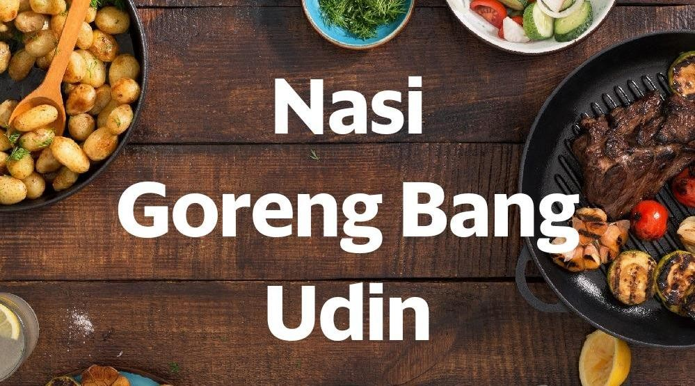 Menu & Review Nasi Goreng Bang Udin - Cilangkap