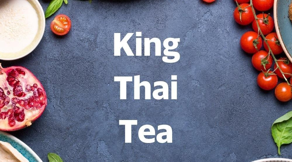 Menu & Review King Thai Tea - Cipinang Muara 2 - Cipinang