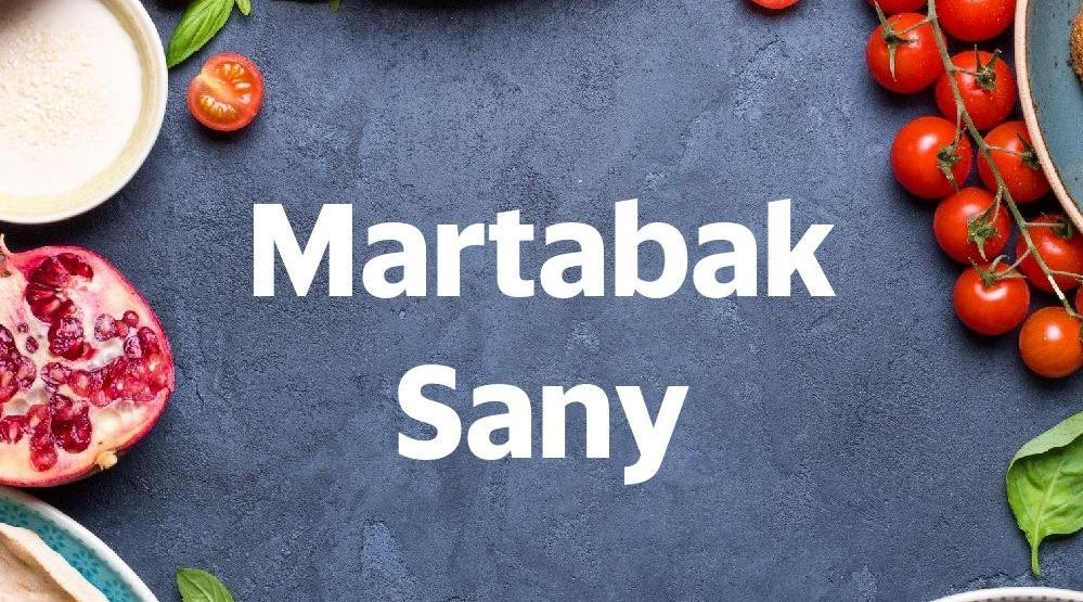 Menu & Review Martabak Sany - Sungai Bambu