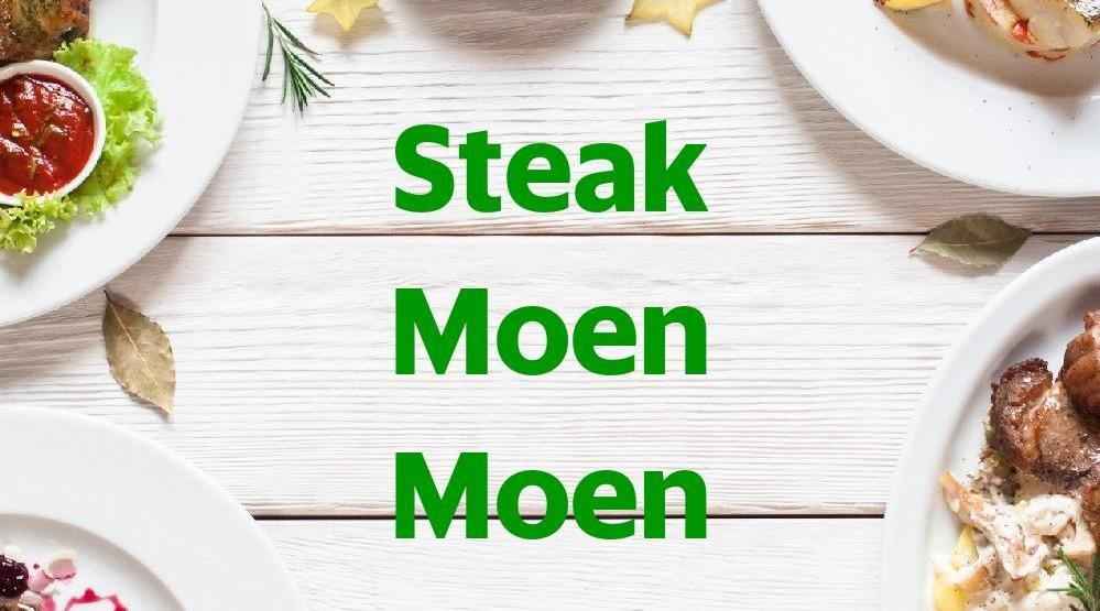 Menu & Review Steak Moen Moen - Dmall Depok - DPK - BEJI