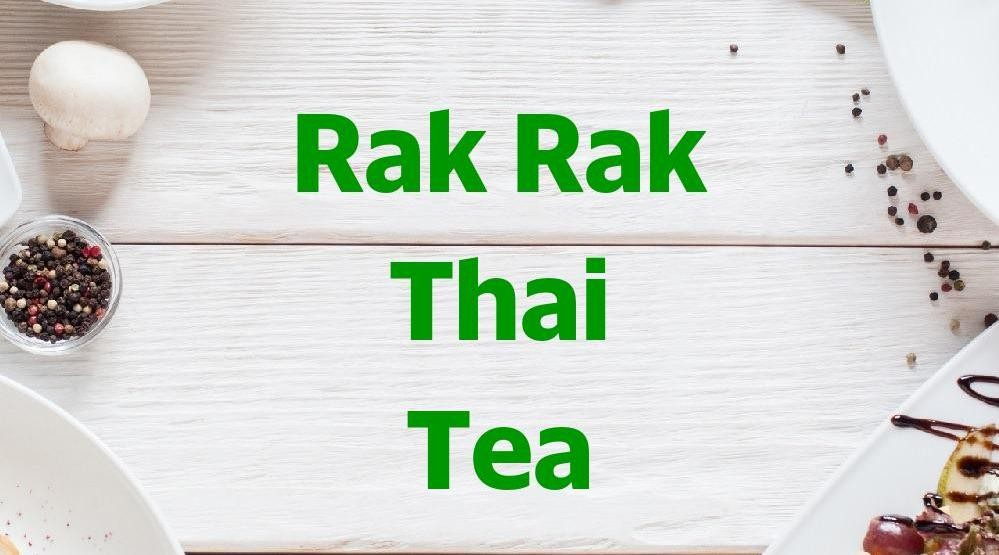 Menu & Review Rak Rak Thai Tea - Teluk Pucung - Bekasi 2