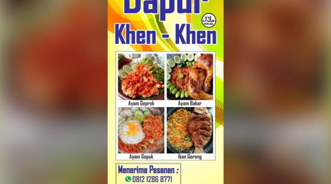 Menu & Review Dapur Khen Khen - Kemayoran