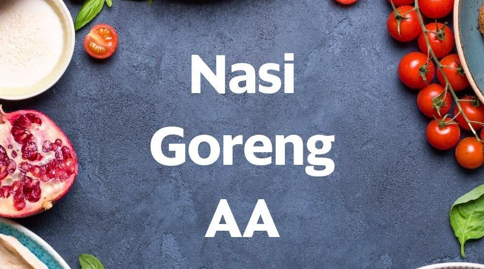 Menu & Review Nasi Goreng AA - Penjaringan
