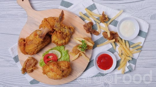 Menu & Review Chicago Fried Chicken - Depok - Depok I