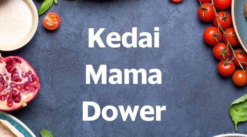 Menu & Review Kedai Mama Dower - Cakung Barat