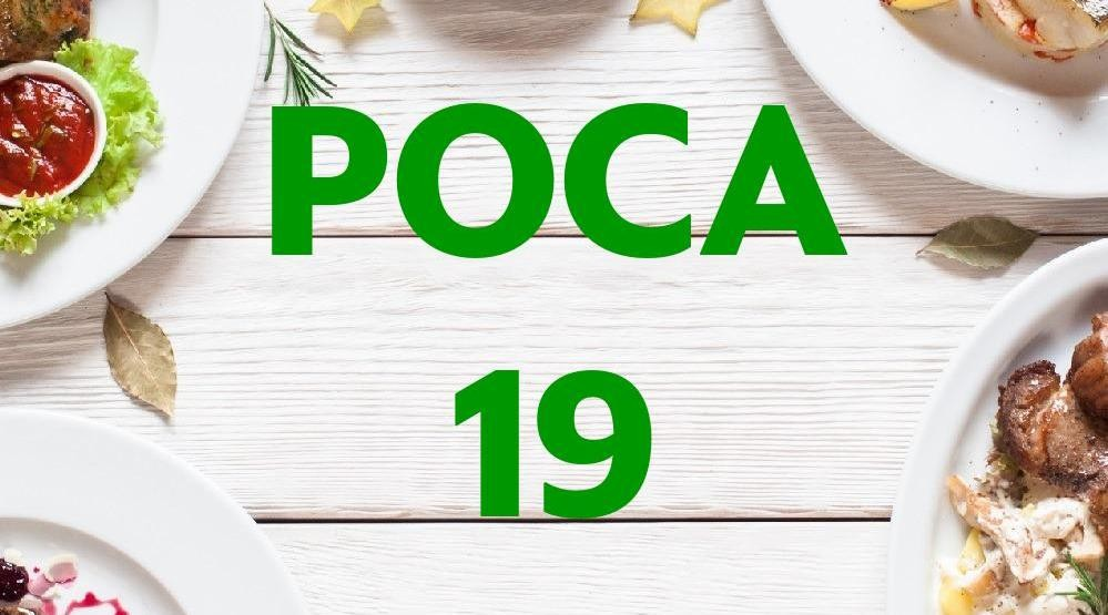 Menu & Review POCA 19 - Kalisari