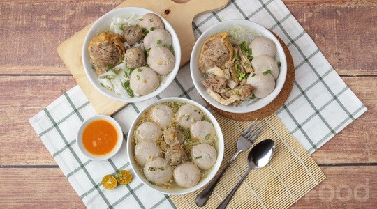 Menu & Review A Fung Baso Sapi Asli - Emporium Pluit Mall