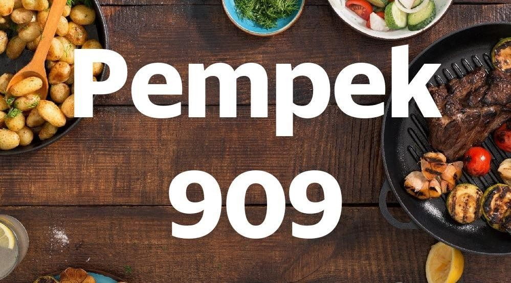 Menu & Review Pempek 909 - Royal Residence