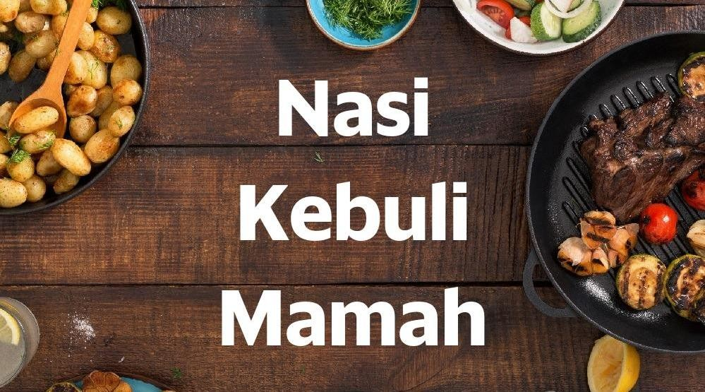 Menu & Review Nasi Kebuli Mamah - Masjid Matraman