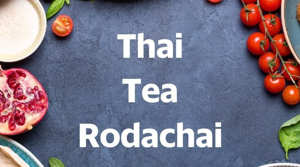 Menu & Review Thai Tea Rodachai - Kalibaru - Depok 2