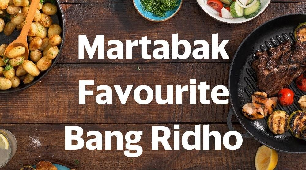 Menu & Review Martabak Favourite Bang Ridho - Nagrak - Bogor 4 (Puncak Area)
