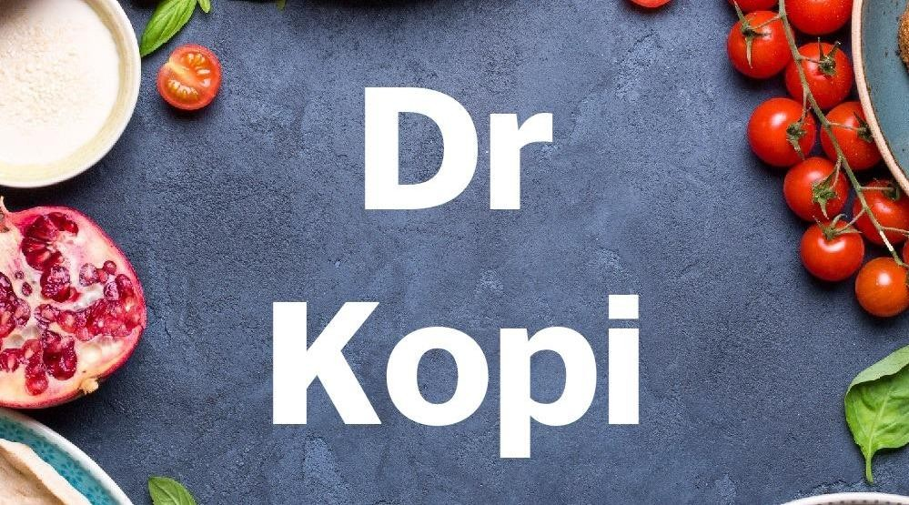 Menu & Review Dr Kopi - Ceger