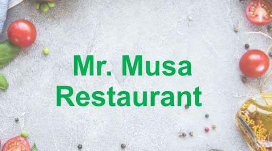 Menu & Review Mr. Musa Restaurant - Kelapa Gading Barat