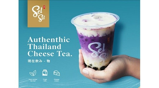 Menu & Review Sel Sel Cheese Tea - Semper Timur