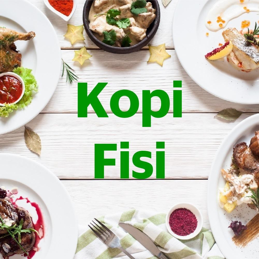 Menu & Review Kopi Fisi - Emporium Pluit