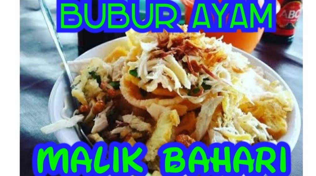 Menu & Review Bubur Ayam Bahari - Ceger