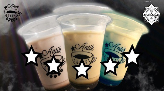 Menu & Review Antik Coffee - Kaliabang Tengah - Bekasi 2