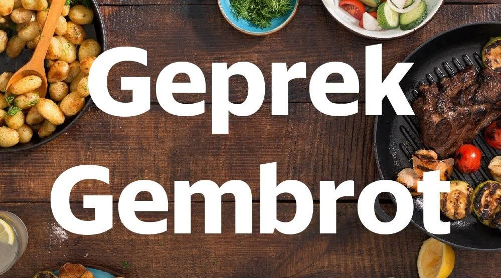 Menu & Review Geprek Gembrot - Gandul - Cinere