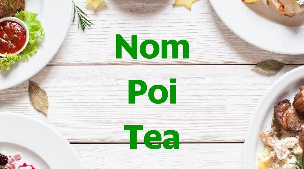 Menu & Review Nom Poi Tea - Pluit