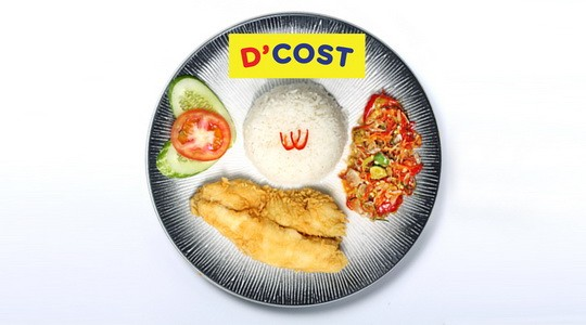 Menu & Review D'COST - Cibubur Junction - Cibubur
