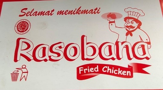 Menu & Review Chiken Rasobana - Tugu Utara