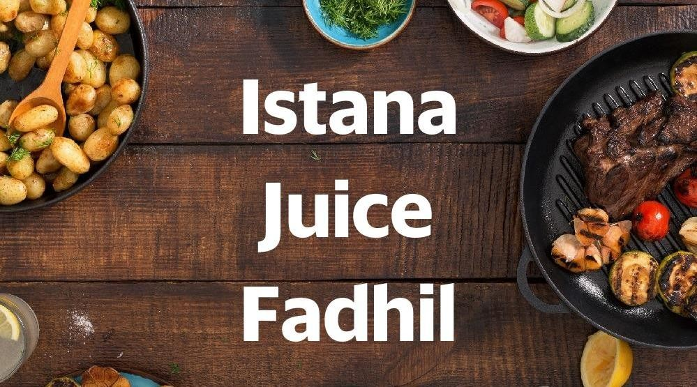 Menu & Review Istana Juice Fadhil - Jatinegara