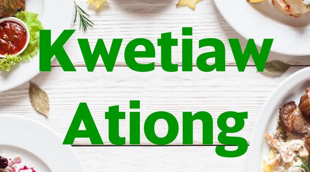 Menu & Review Kwetiaw Ationg - Pluit