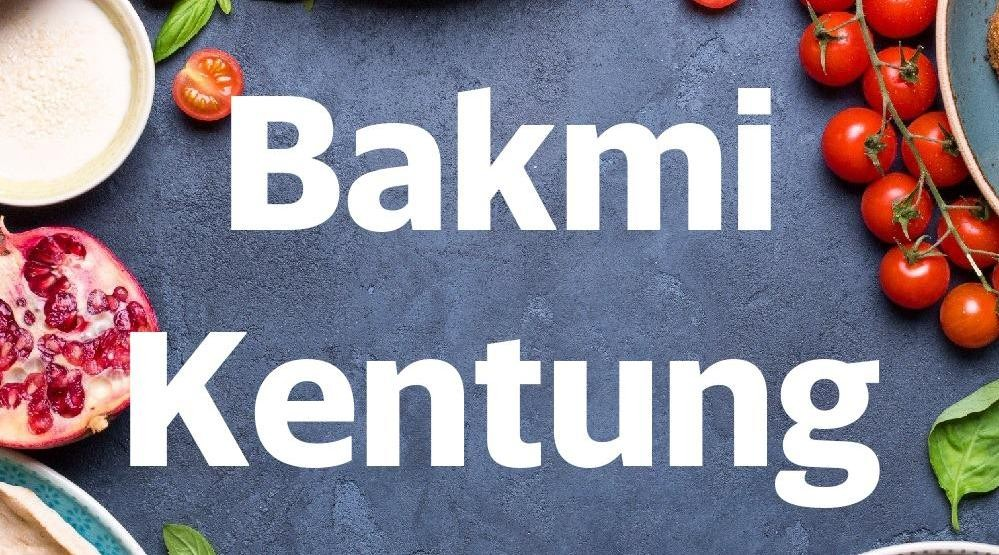 Menu & Review Bakmi Kentung - Modern Market