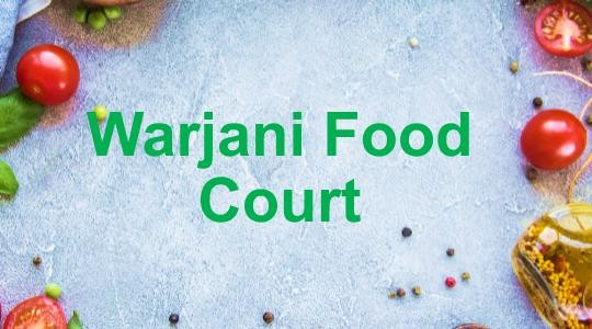 Menu & Review Warjani Food Court - Koja