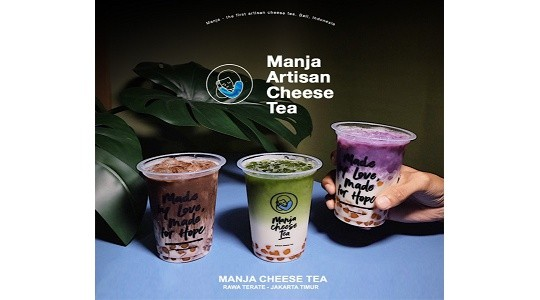 Menu & Review Manja Cheese - Rawa Terate