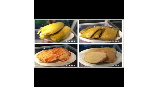 Menu & Review Pisang Goreng Alie 'Kalimantan' - Pluit
