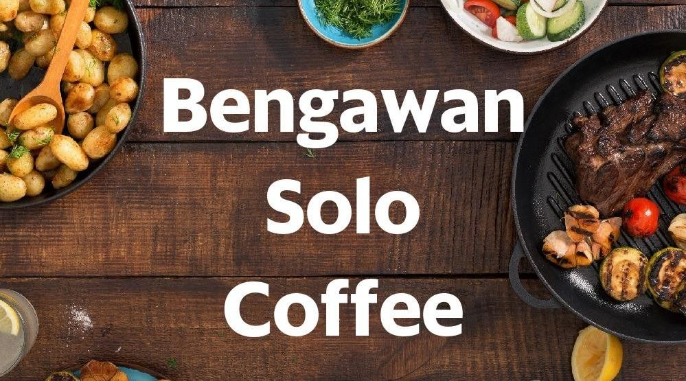 Menu & Review Bengawan Solo Coffee - Plaza Permata