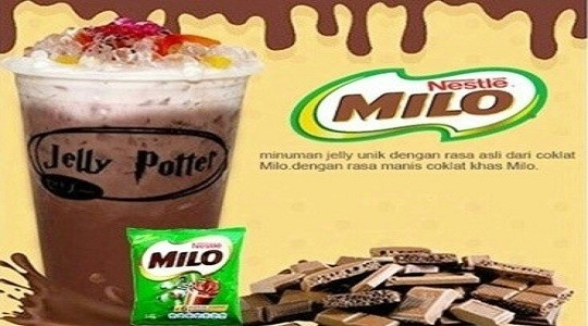 Menu & Review Jelly Potter Lapangan Tembak Cibubur - Cibubur