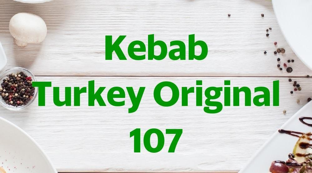 Menu & Review Kebab Turkey Original 107 - Dukuh