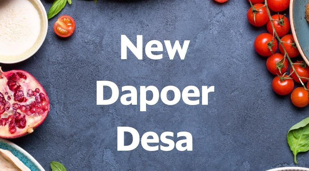 Menu & Review New Dapoer Desa - Lagoa
