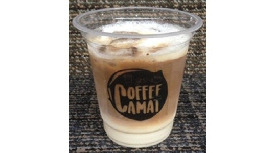 Menu & Review Coffee Camat - Lenteng Agung