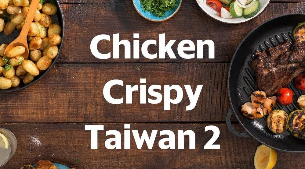 Menu & Review Chicken Crispy Taiwan 2 - Penjaringan
