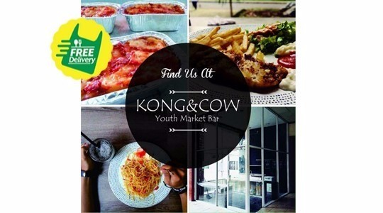 Menu & Review Kong & Cow - Pondok Cina - Beji