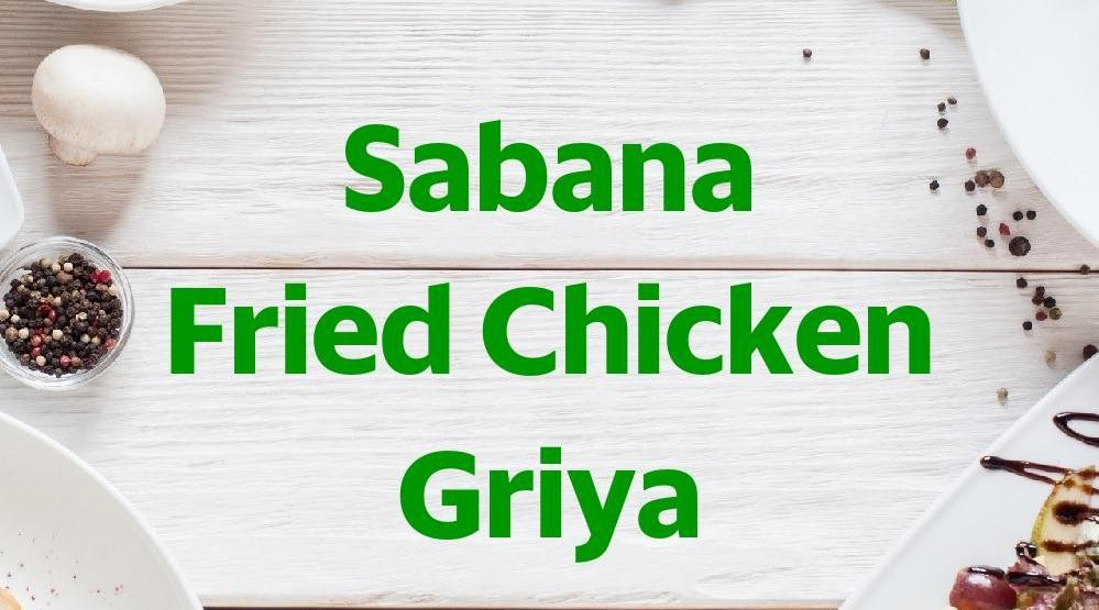 Menu & Review Sabana Fried Chicken Griya - Waringin Jaya - Bogor 3